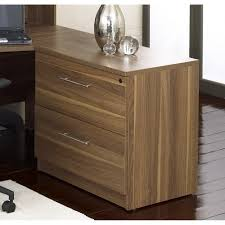 Modern Lateral File Cabinet 100 Series Lateral File Cabinet In Walnut Unique Office Furniture