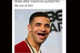 Memes Hilarious - 15 hilarious memes of that drake and madonna kiss gallery