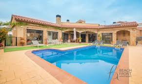 beach front apartment rental complete listing in spain english