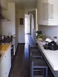 cuisine etroite cuisine en projet kitchen projet cuisines et