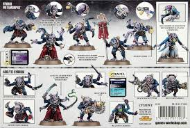Acolyte Lighting Warhammer 40 000 Genestealer Cults Acolyte Hybrids At Mighty Ape Nz