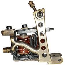 5 hole jonesy tattoo machine