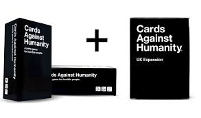 cards against humanity expansion cards against humanity uk buy cards against humanity in the uk