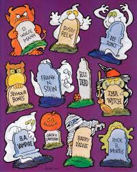 spirit halloween 1983 80s stickers branded in the 80s page 3