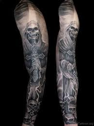 83 fancy skull tattoos for arm