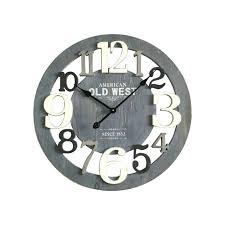 horloge pour cuisine moderne horloge cuisine moderne mobili rebeccaar horloge murale bois mdf
