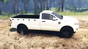 Ford Ranger Truck Mods - ranger 2016 for spin tires