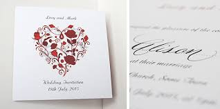 Wedding Invite Examples Wedding Invitation Ideas From Special Day Invitations U2013 The