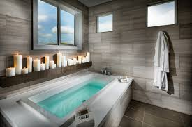 Spa Like Master Bathrooms - madison at parkside quick delivery home silverwood tuscan