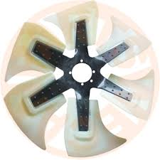 fan blade 1 13600 371 0 isuzu 6hk1 engine excavator aftermarket