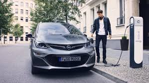 opel cars 2017 the new opel electric car ampera e youtube