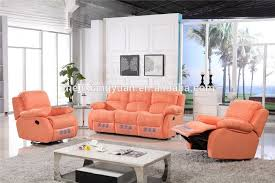 Orange Sofa Chair Orange Leather Recliner Chairs Orange Leather Recliner Chairs