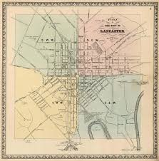 Pennsylvania Railroad Map by Lancaster U0027s Railroad History A Brief Overview U2014 Michael Froio