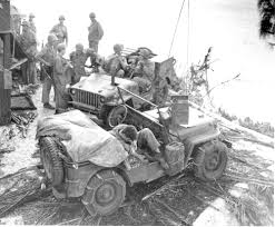 black military jeep evolution of deep water fording and the jeep