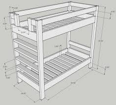 Plans For Toddler Loft Bed by Bunk Beds Diy Loft Bed Plans Bunkbed Design Unusual Beds For