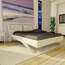 chambre rotin chambre à coucher en rotin tête de lit et lit en rotin haut de gamme