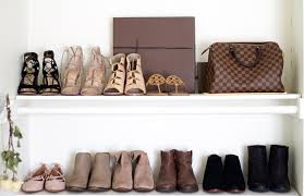 tips for organizing a small closet darling april