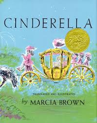 cinderella book marcia brown official publisher