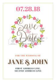 wedding invitation card design template save the date wedding invitation card design template with colorful