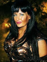 zena the warrior princess hairstyles xena warrior princess by captainjaze on deviantart