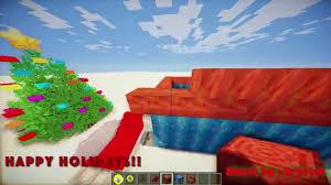 minecraft christmas mods showcase prop mod festivities