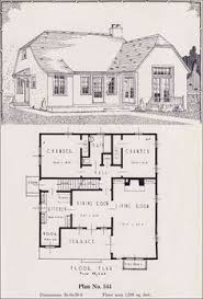 seven eight room face brick bungalow and small house plans