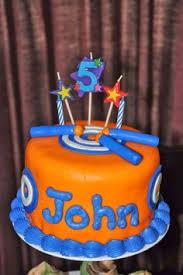 nerf birthday dart cake u2026 cakes pinterest nerf birthdays