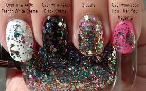 milani jewel fx nail polish swatches