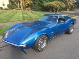 cheap corvette 1969 corvette matching numbers 4 spd runs and looks cheap