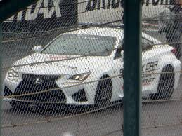 lexus rc f meaning file lexus rc f usc10 super gt safety car at 2015 international