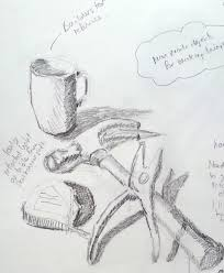 part 2 project 1 exercise 1 compositional sketches of man made