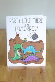 like there s no tomorrow dinosaurs blank