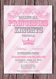 95 best invitations for a princess party images on pinterest