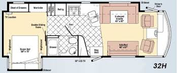 Winnebago Rialta Rv Floor Plans Roaming Times Rv News And Overviews