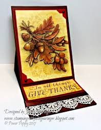 25 unique handmade thanksgiving cards ideas on