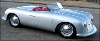 porsche speedster kit car porsche 356 speedster and 550 spyder replicas