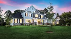 Heritage Home Design Montclair Nj Mountain View At Hunterdon The Harding Home Design