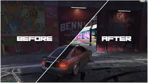 benny s motorworks garage door fix gta5 mods com