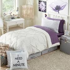 White Twin Xl Comforter White Kiss Pleat Premium Twin Xl Comforter Dorm Bedding And Bath