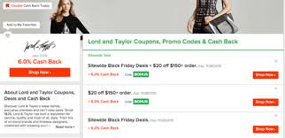 lord and taylor black friday coupons how to save money shopping online talk travel to me