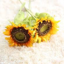 sunflower wedding bouquet online get cheap sunflower wedding bouquet aliexpress