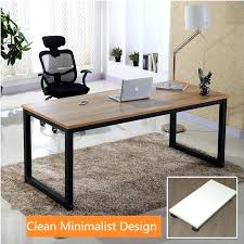 Steel Frame Desk Desk Wood Table Tops Cut To Size Uk Wooden Table Top Home Depot