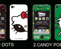 Japan Trend Shop Kitty Iphone 4 Cover