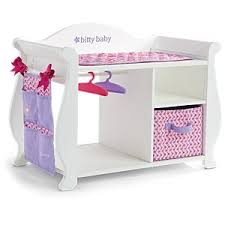 Changing Table Accessories Baby Doll Furniture Accessories American
