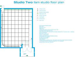 Loading Dock Floor Plan by Facilities Whitebait Media
