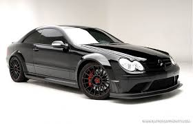 mercedes clk amg black series the mercedes clk 63 amg and clk 63 amg black series used car
