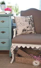 Painting Fabric Upholstery Best 25 Painting Fabric Chairs Ideas On Pinterest Painted