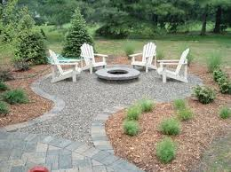 Round Patio Pavers by Best 20 Patio Fire Pits Ideas On Pinterest Firepit Design