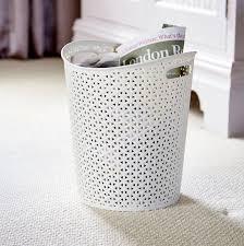 curver faux rattan waste paper basket bin 13l amazon co uk