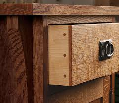 Woodworking Joints For Drawers by Fine Drawers Without Dovetails Finewoodworking